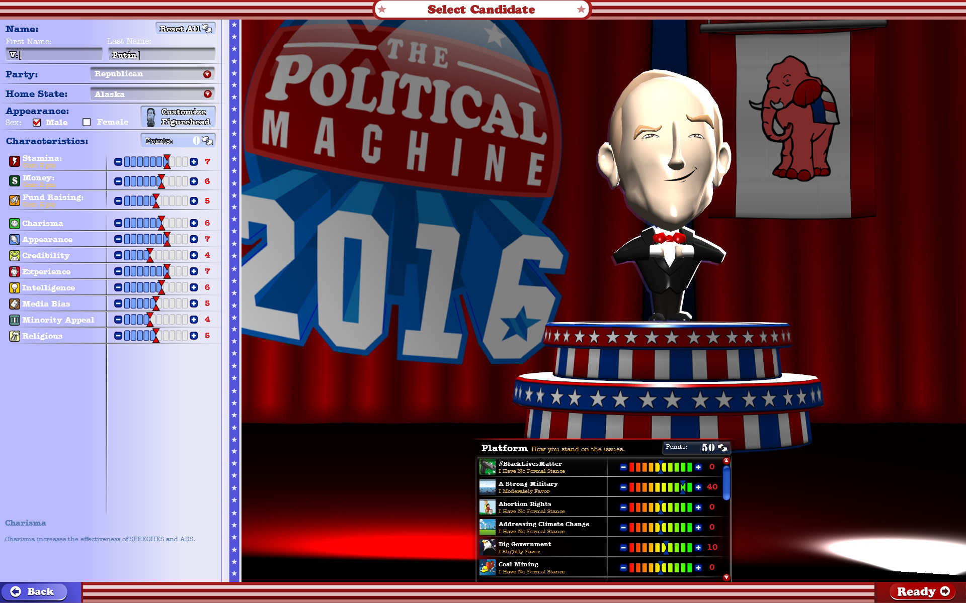 the political machine 2016 review