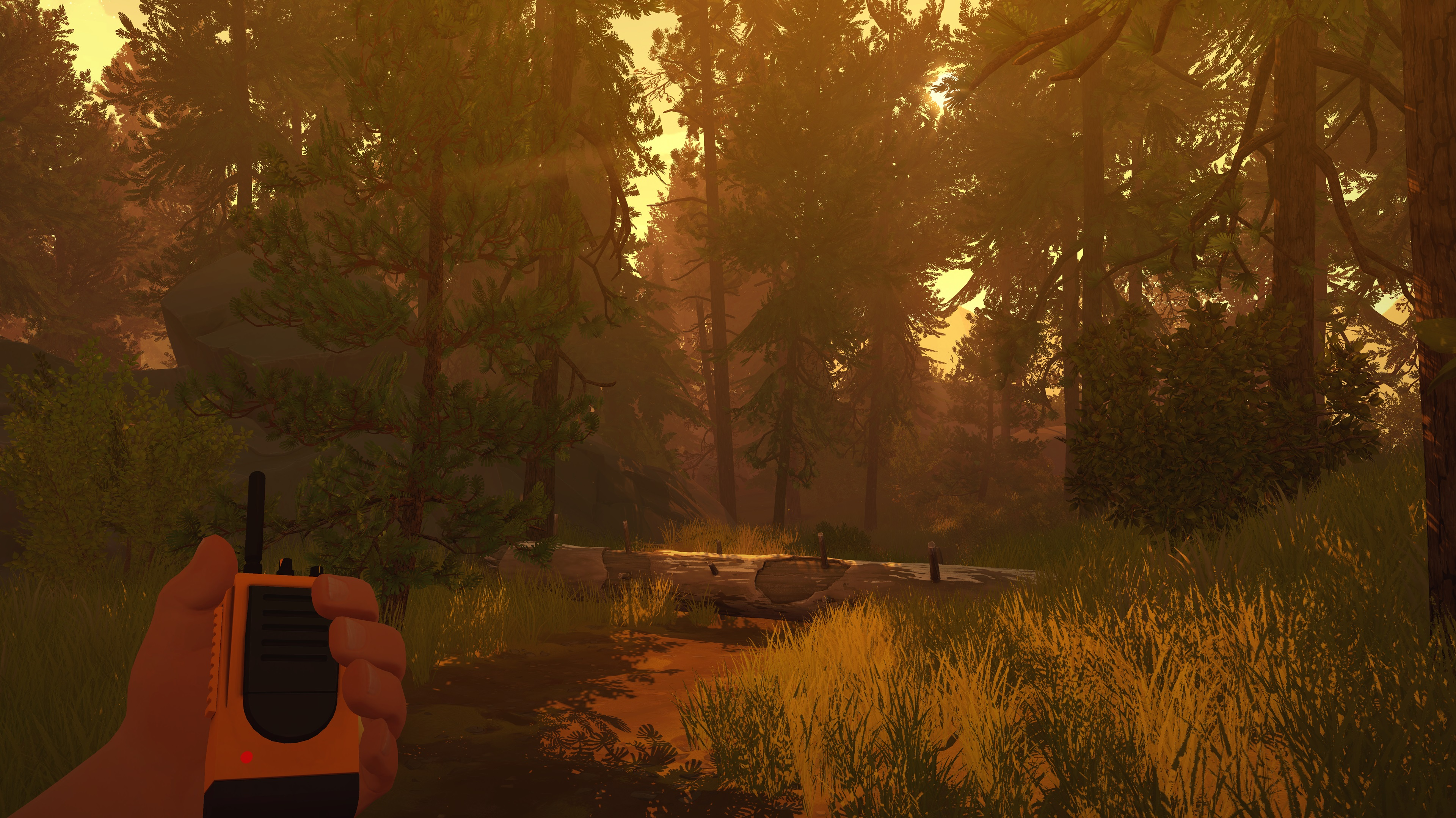 Firewatch Review Campo Santo Games Reviews The Escapist