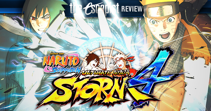 Naruto Shippuden Ultimate Ninja Storm 4 Review | Reviews | The Escapist