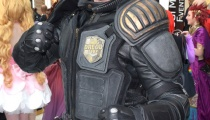 The Judge is in (Judge Dredd)!