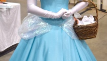 The original Disney Princess, Cinderella! Cosplay by Sara Cosplays