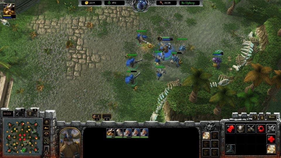 Warcraft 3 Recreated in StarCraft 2 Mod   The Escapist