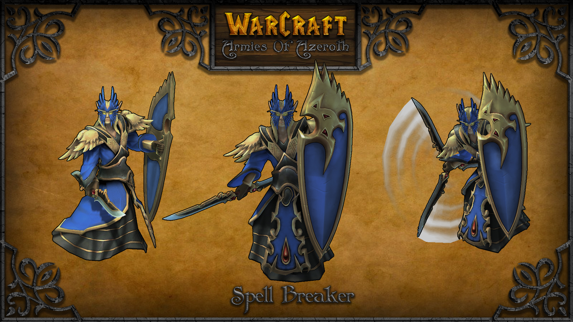 Warcraft 3 Recreated In Starcraft 2 Mod The Escapist