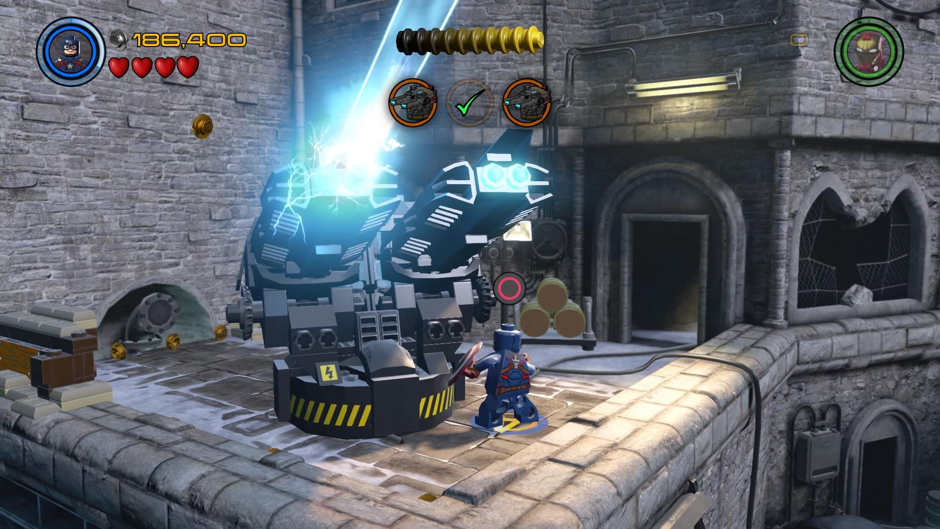 LEGO Marvel's Avengers Walkthrough   Walkthroughs   The Escapist