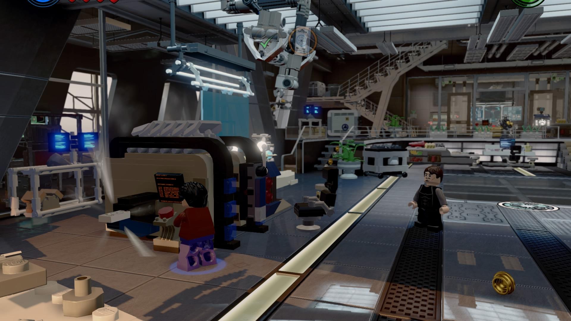 Lego Marvel S Avengers Walkthrough Walkthroughs The