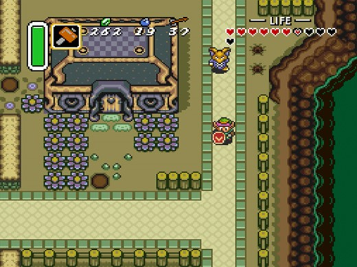 The Legend of Zelda A Link to the Past Good Old Review | Good Old ...