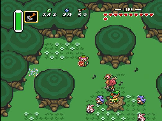 The Legend of Zelda A Link to the Past Good Old Review