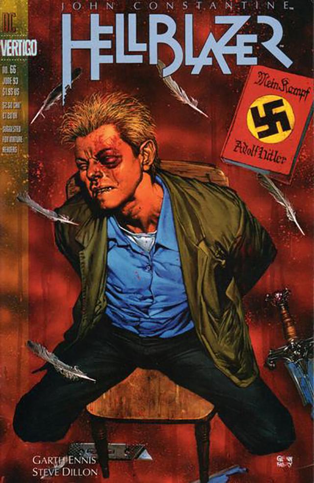 Dc Comics Constantine The Hellblazer Fails To Capture John
