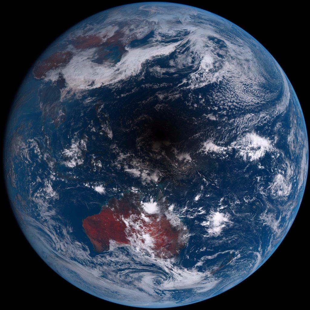 NASA DSCOVR Satellite ...