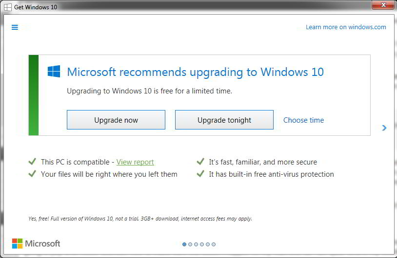 how to update photo gallery windows 7