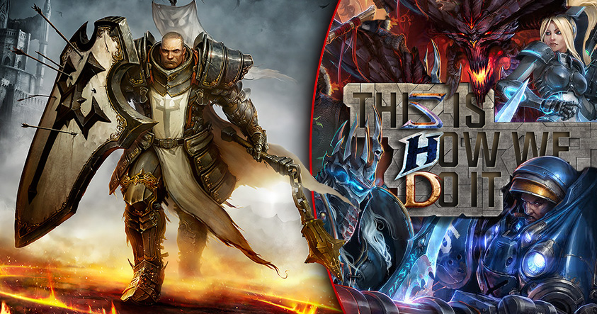 Diablo 3 Patch 2 4 1 Crusader Build (Season 6)   Video Games