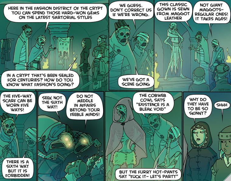 phil kahns top 5 webcomics the panelist the escapist