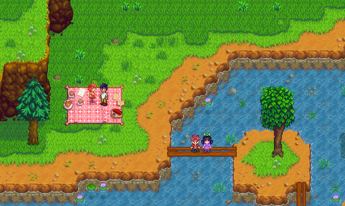 Stardew Valley's Relationships are Rather Off-Putting