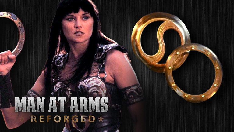 Chakram (Xena Warrior Princess)