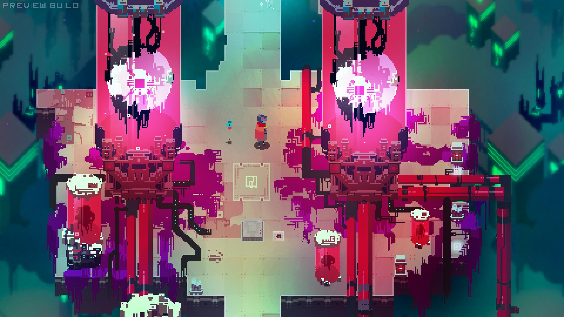Hyper Light Drifter Pixels And Bits The Escapist