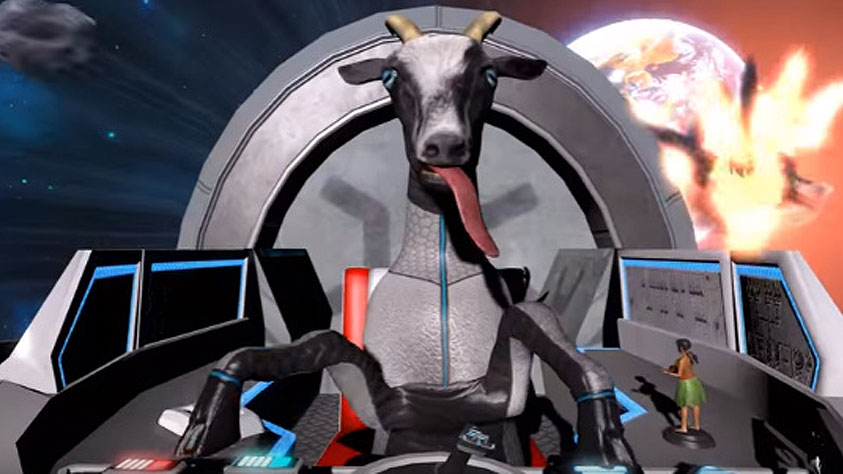 Goat Simulator to Add a Space-Based Expansion Tomorrow ...