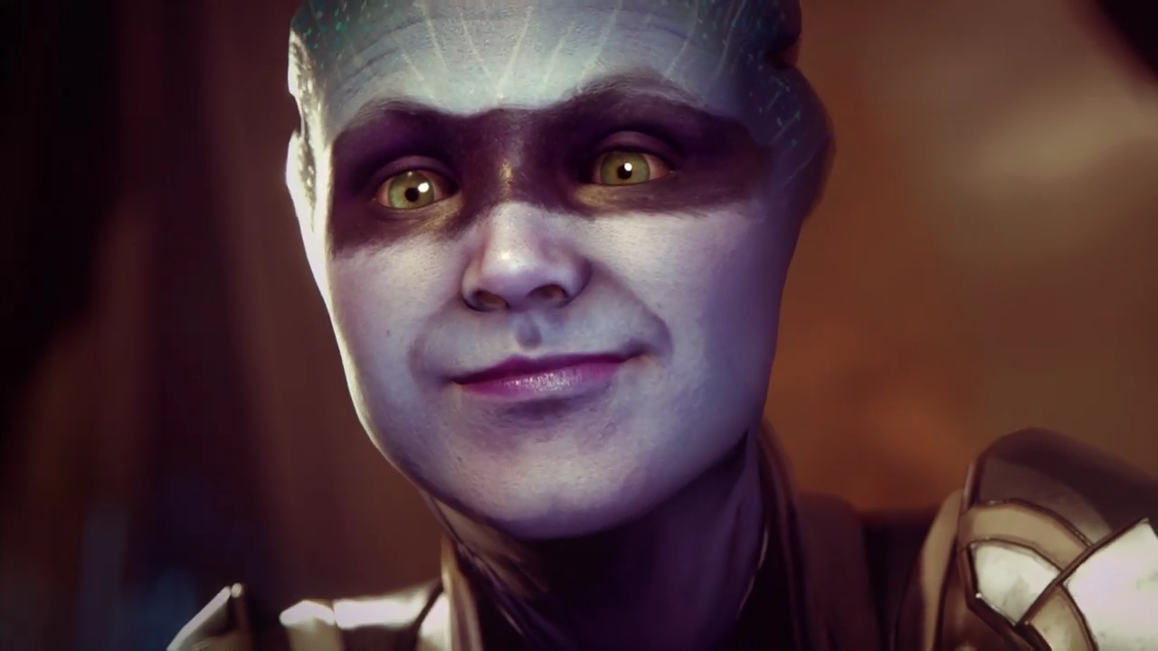 Mass Effect - Andromeda Characters Brother And Sister -2653