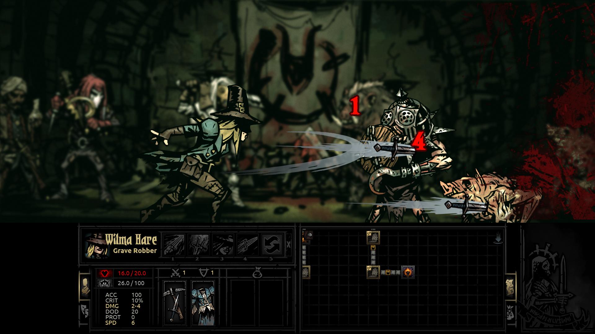 Darkest Dungeon Game-Shortening Radiant Update is Now Live ...