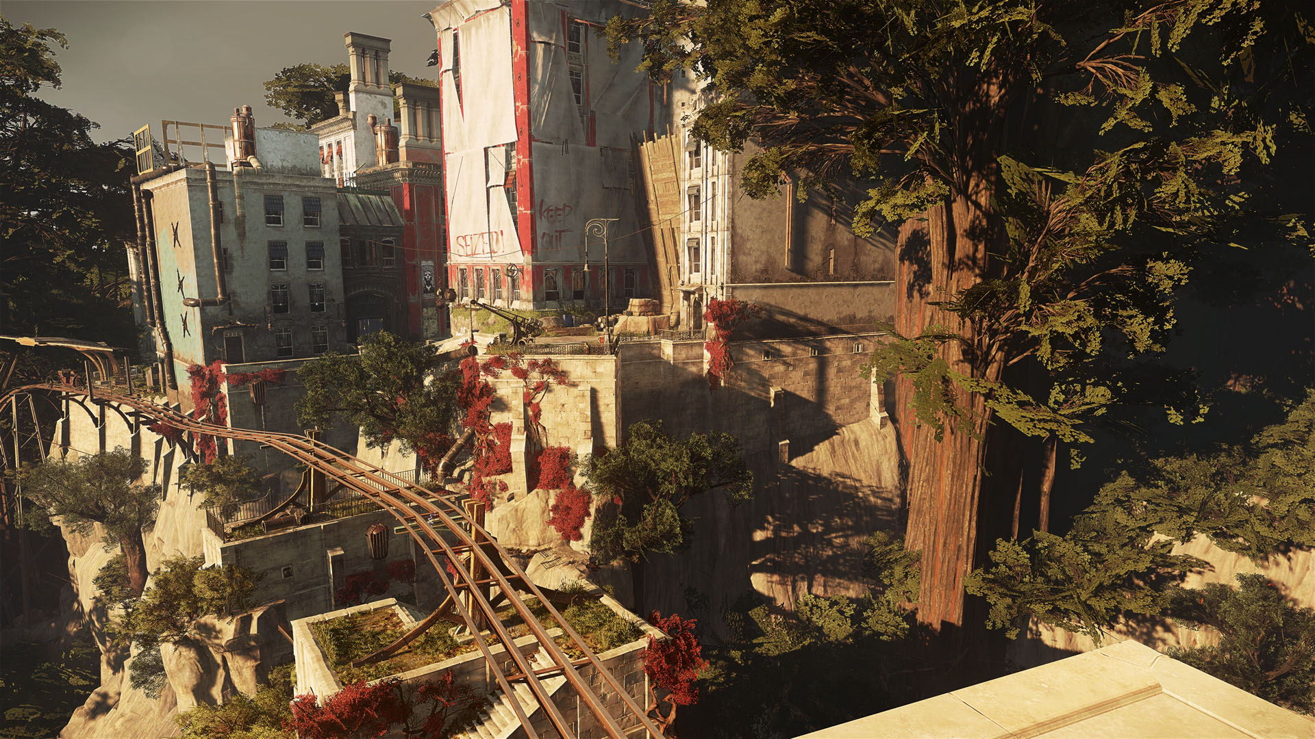 New Dishonored 2 Screenshots and Art Stealth Their Way Out
