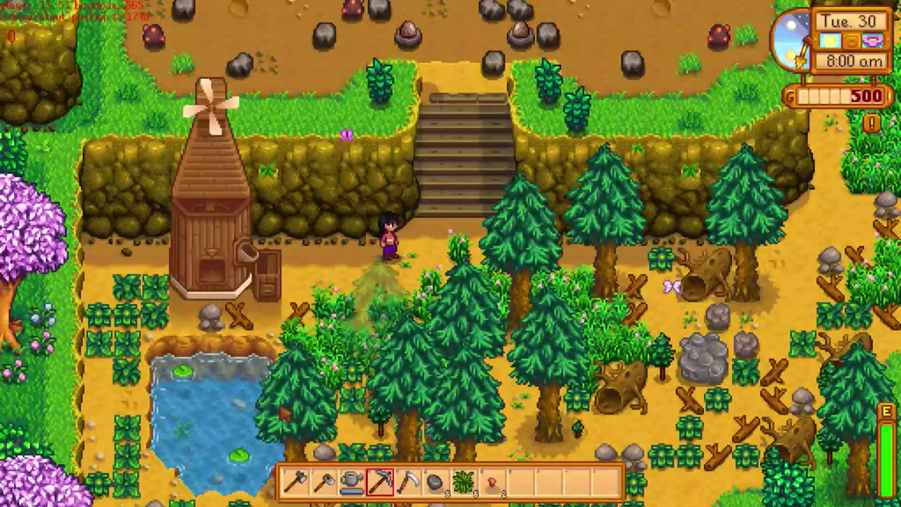 Stardew Valley 1 1 Update Farm Layout New Buildings The Escapist