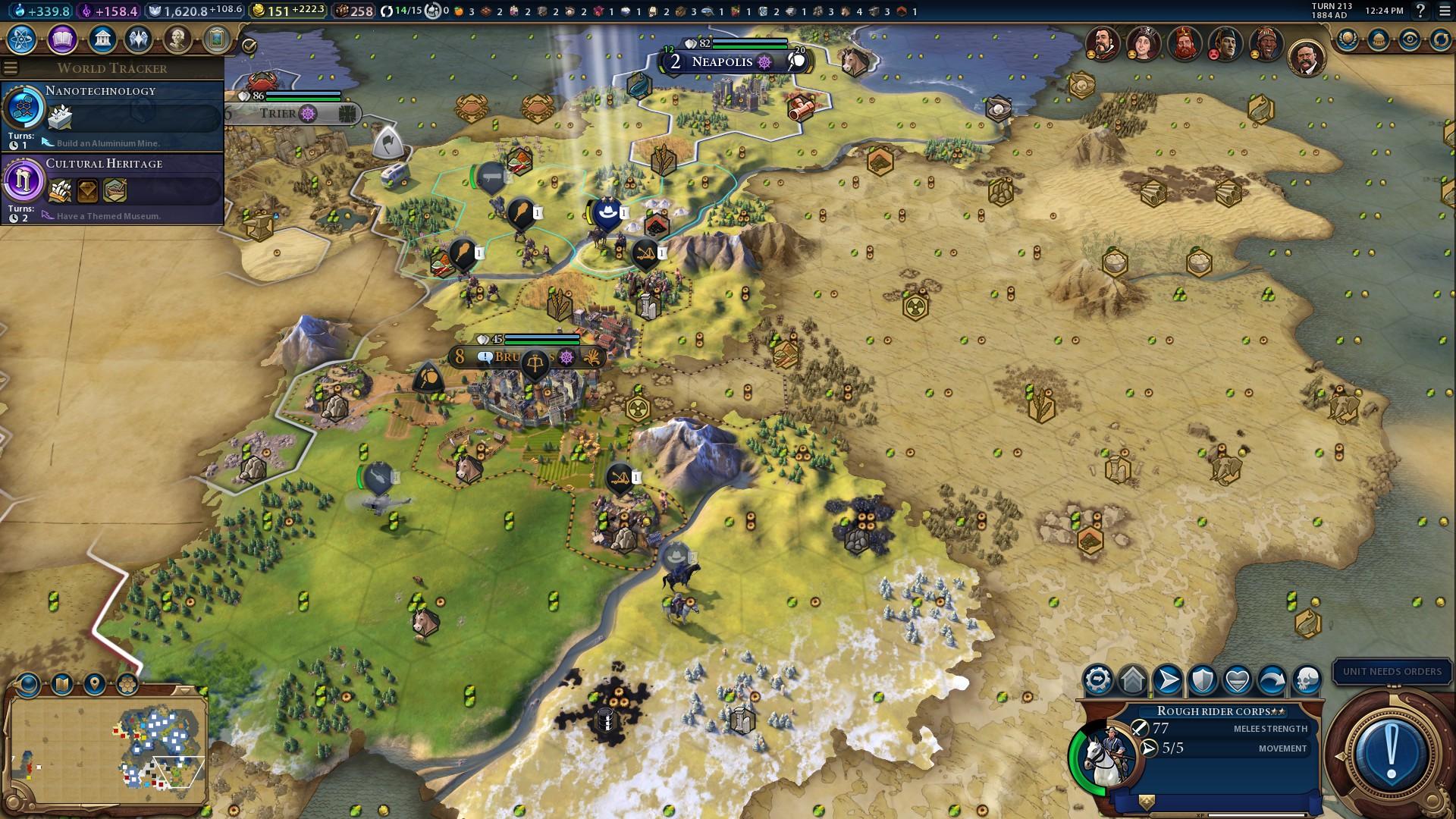 Sid Meiers Civilization VI Civ 6 Review | Reviews | The Escapist