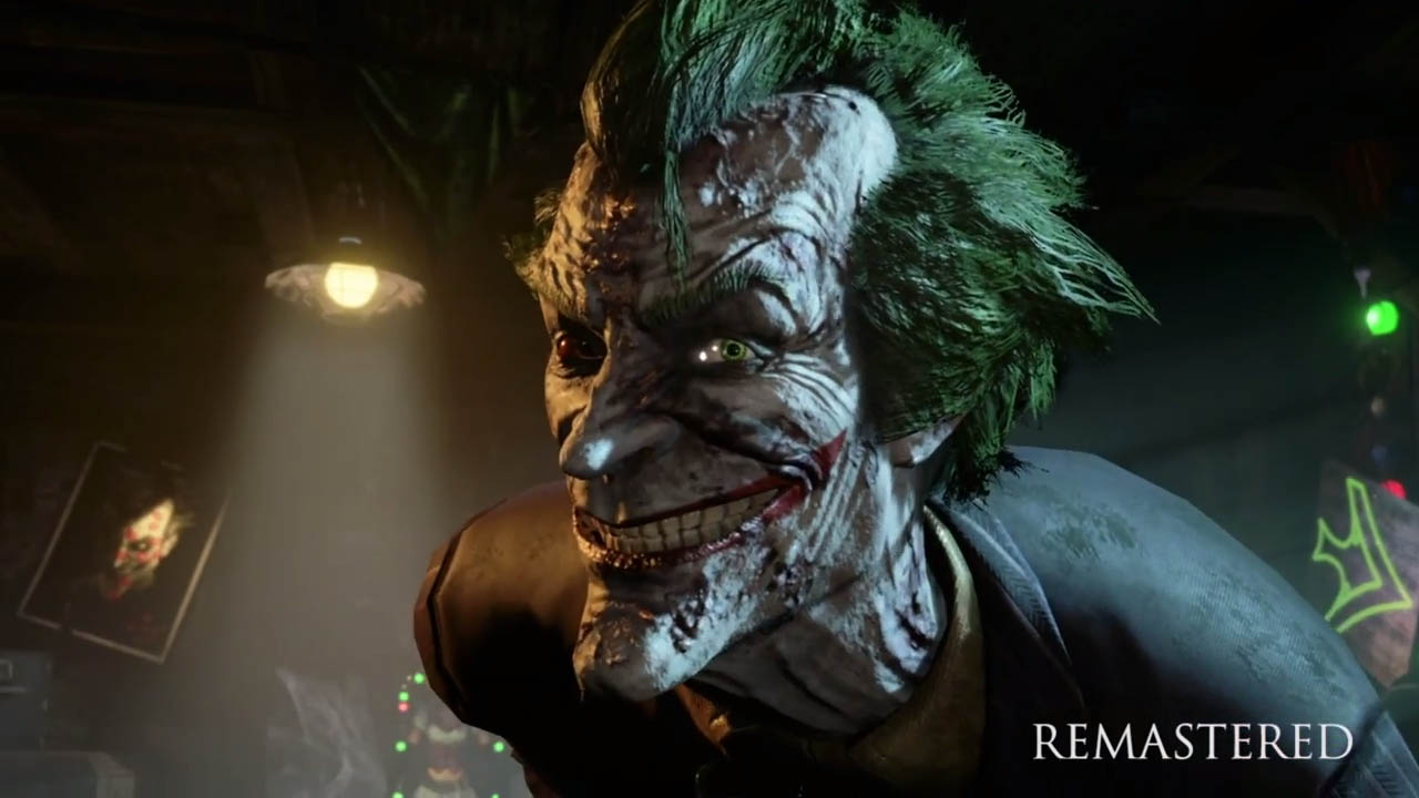Batman Return to Arkham Launch Trailer Compares the Old ...