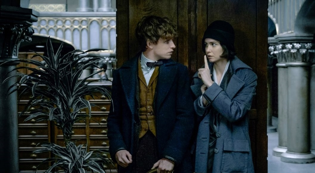 Fantastic Beasts and Where to Find Them 2016 Movie Review