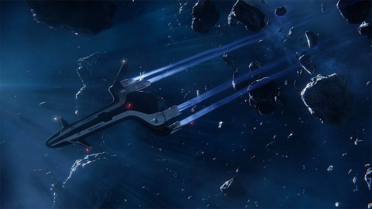 Mass Effect Andromeda S Multiplayer Tech Test Canceled