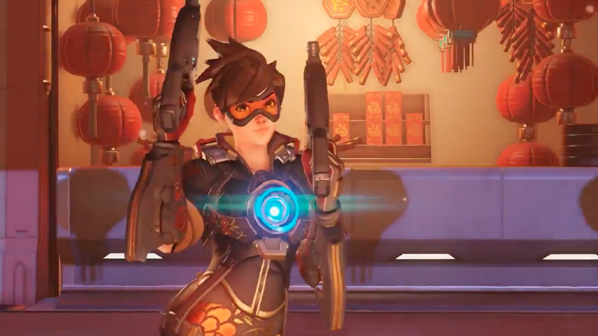 Overwatch Chinese New Year Skins Leaked The Escapist