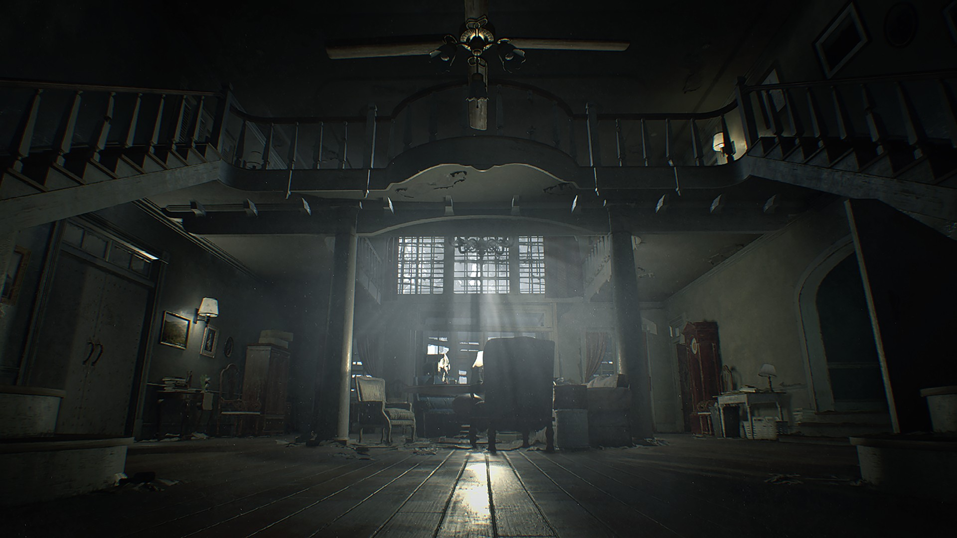 Capcom: Resident Evil 7 FOV is Capped at 90, No Plans for Ultrawide