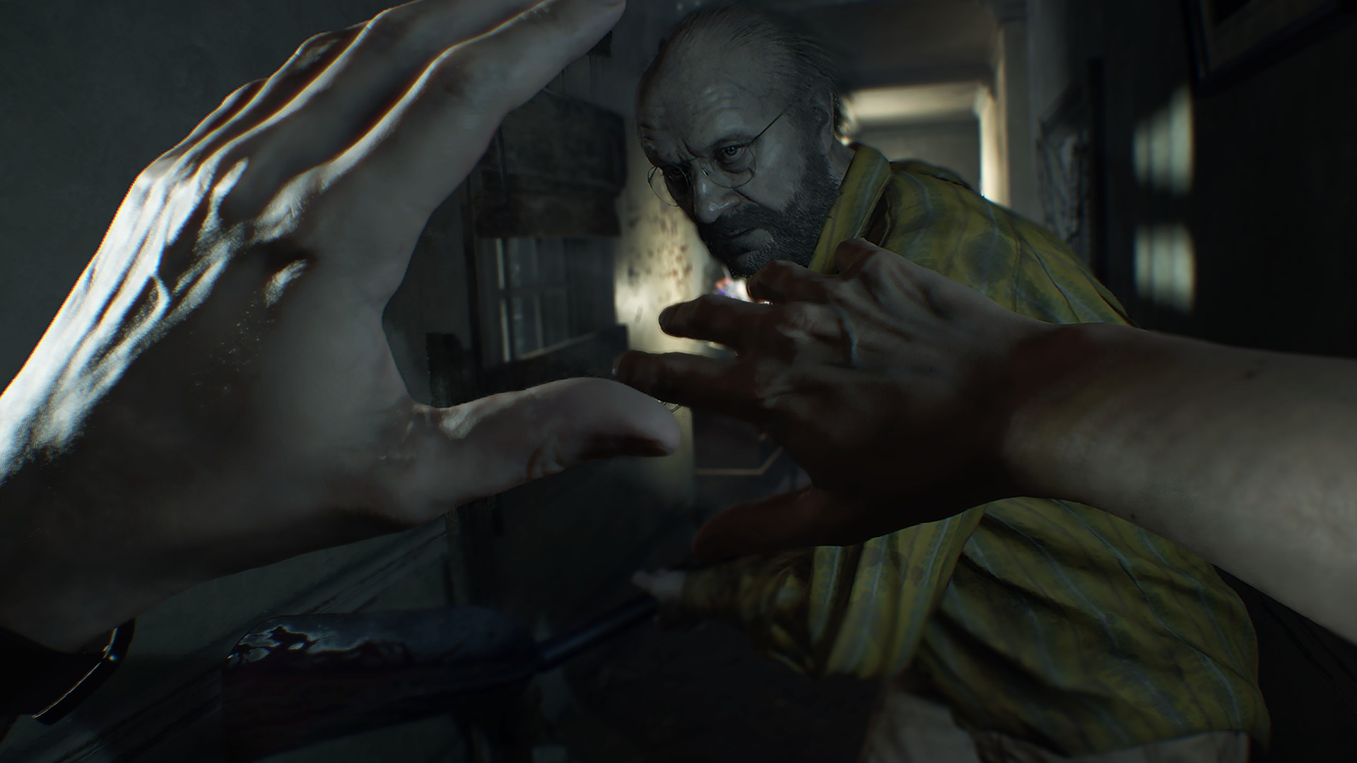 Capcom: Resident Evil 7 FOV is Capped at 90, No Plans for
