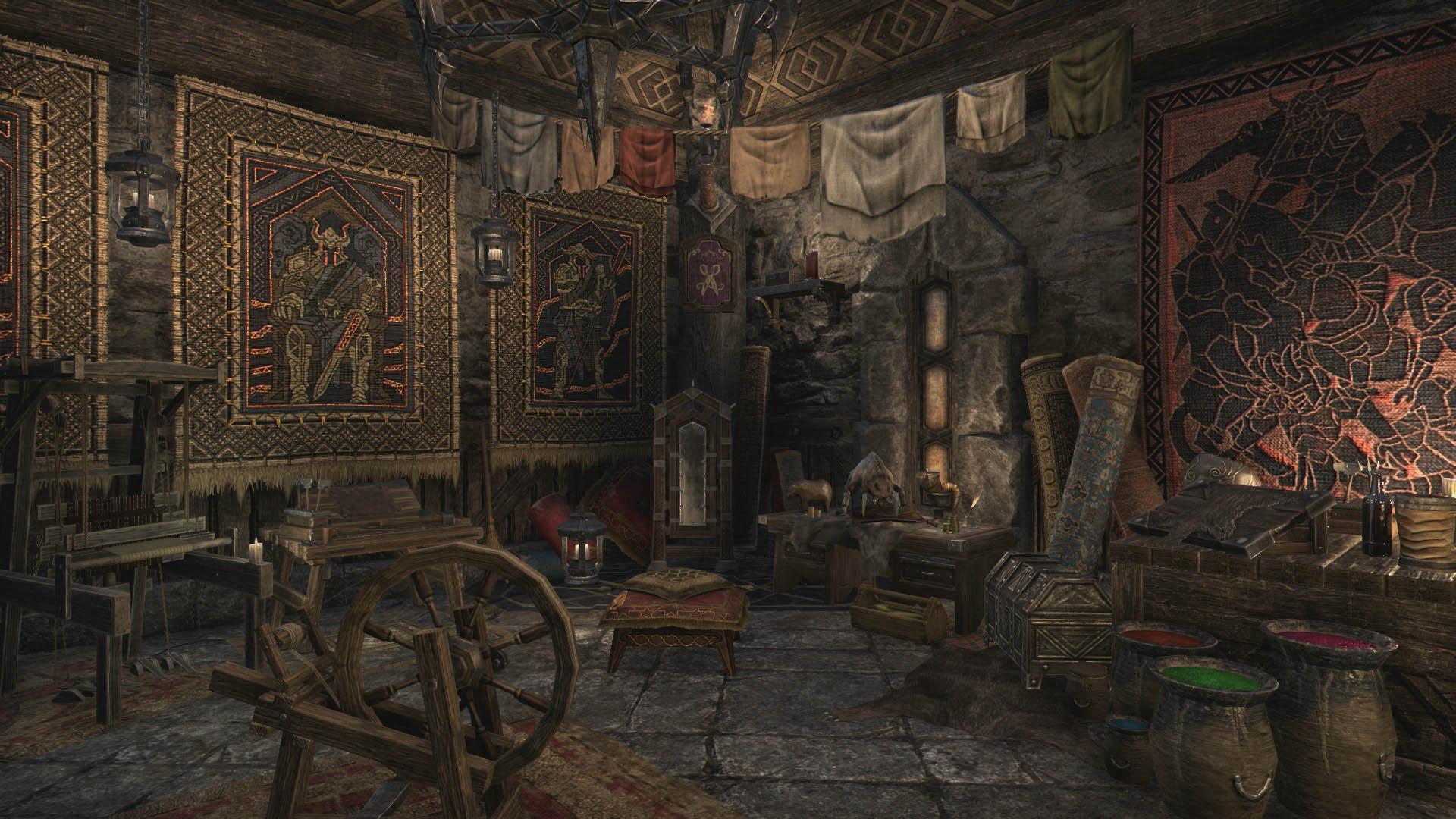 The Elder Scrolls Online Homestead Housing Update Goes Live
