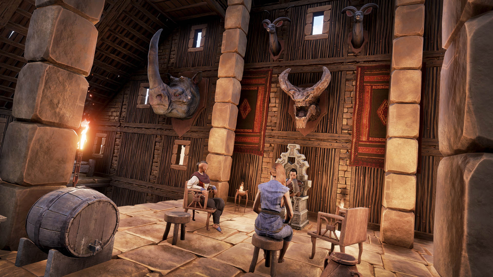 Funcom Has Added Mod Support to Conan Exiles