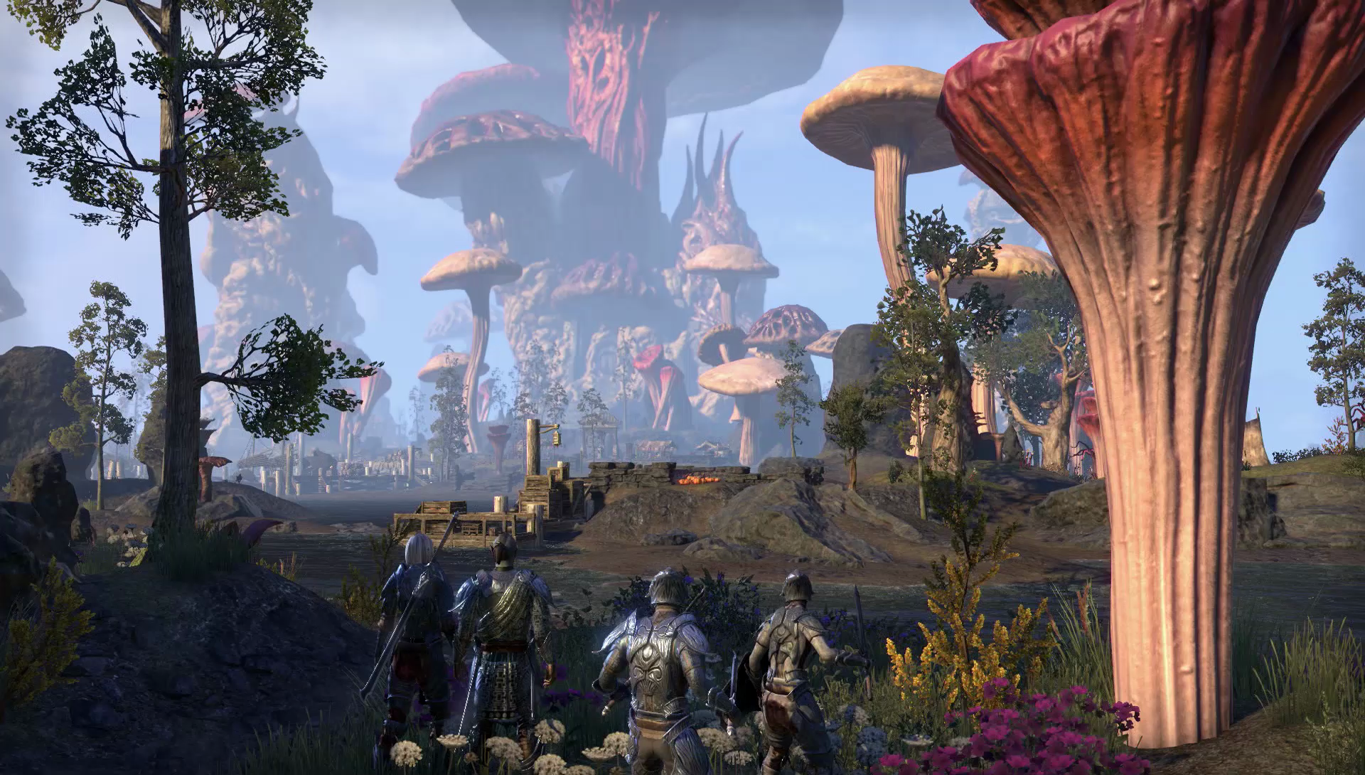 Elder Scrolls Online: Morrowind Gets its First Gameplay Trailer, New