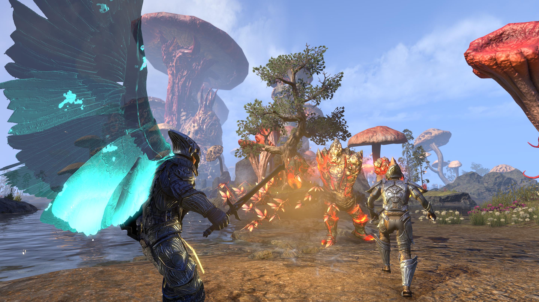 Elder Scrolls Online: Morrowind Gets its First Gameplay