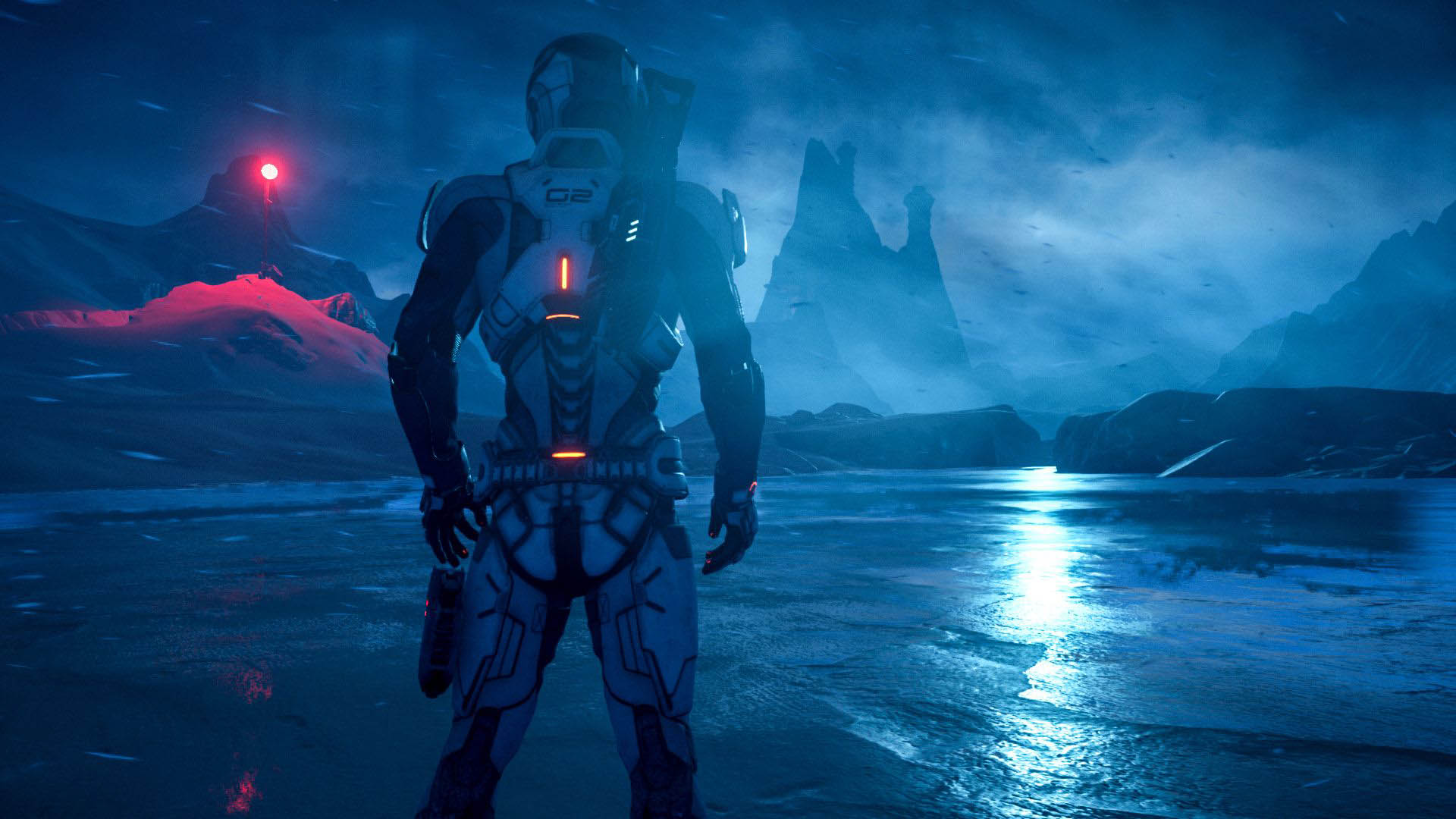 Mass Effect: Andromeda Features More Than 1,200 Speaking Characters