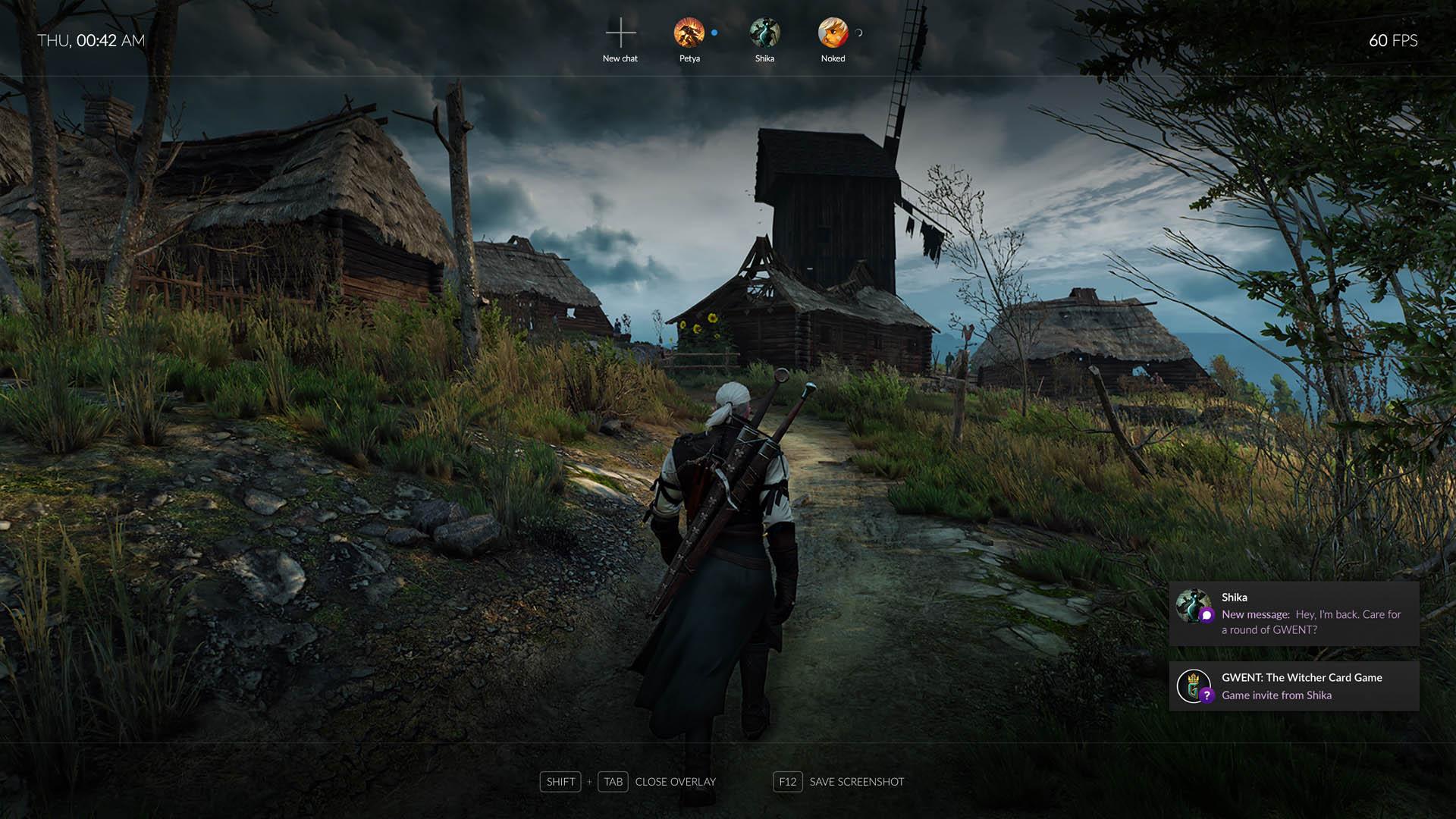 GOG Galaxy Update Adds Cloud Saves Screenshots | The Escapist