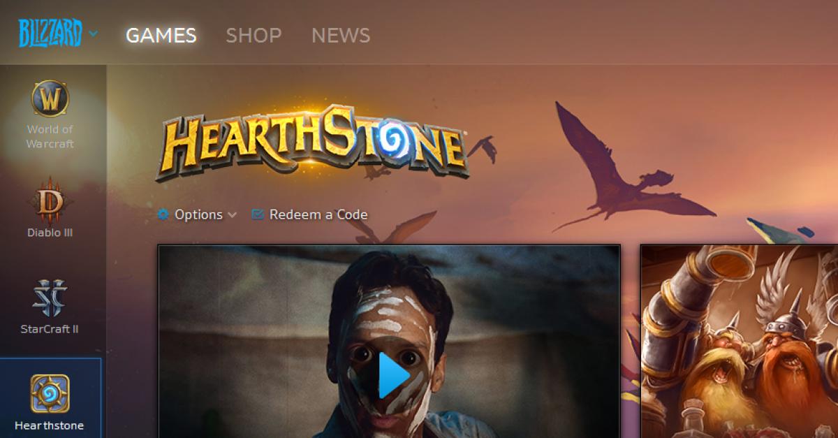 Battle net Replaced by Blizzard App | The Escapist
