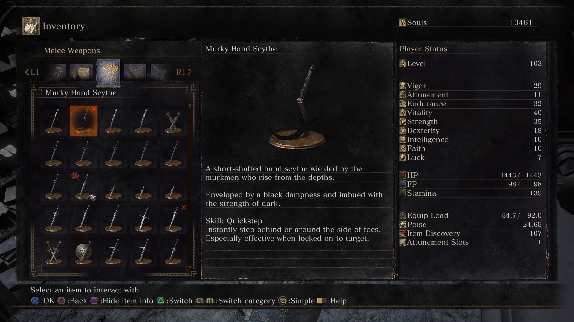 Dark Souls 3: The Ringed City - All Weapons Locations Guide