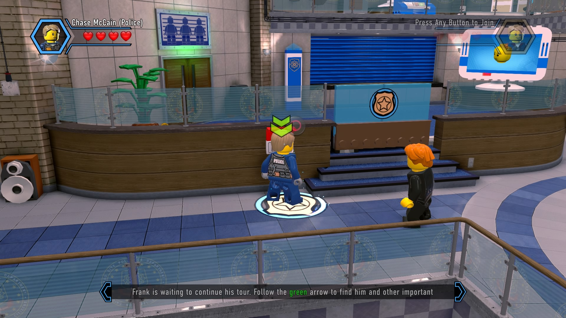 LEGO City Undercover Complete Walkthrough   Chapter 1 Guide