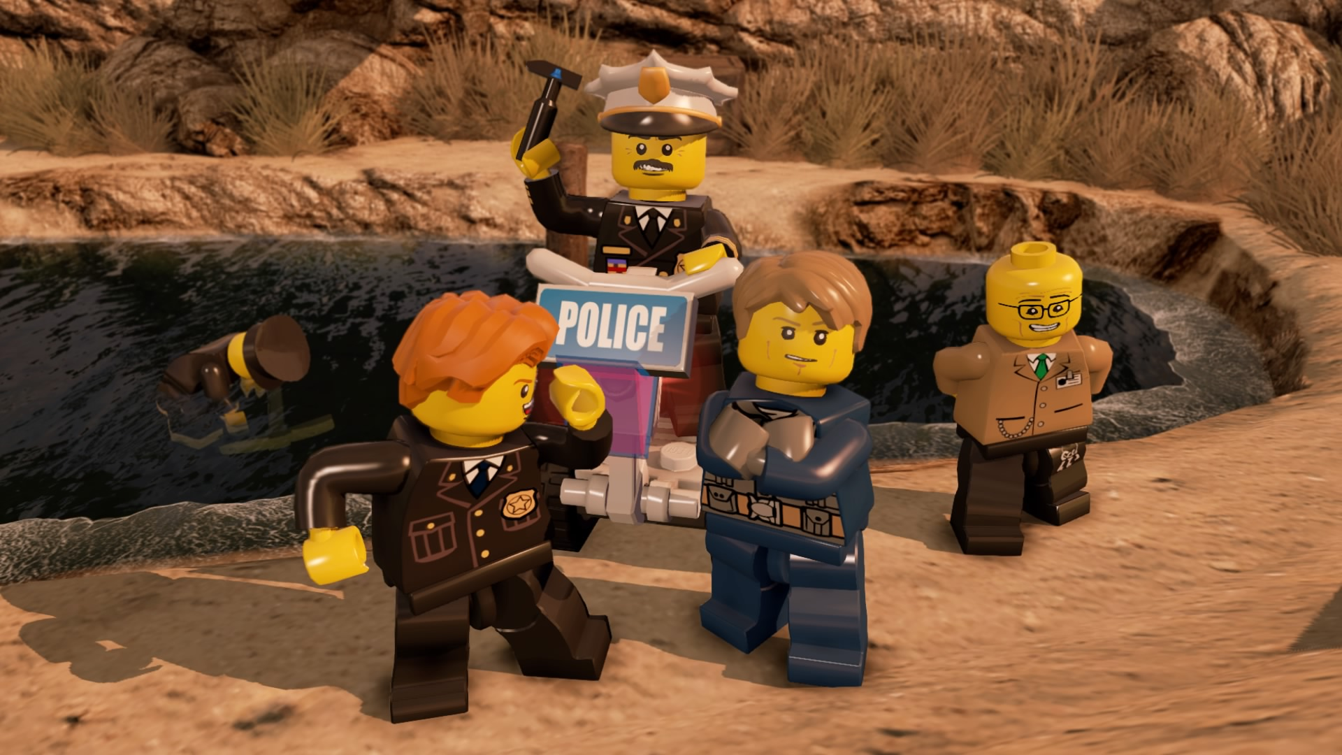 Lego City Undercover Walkthrough Chapter 3 Guide