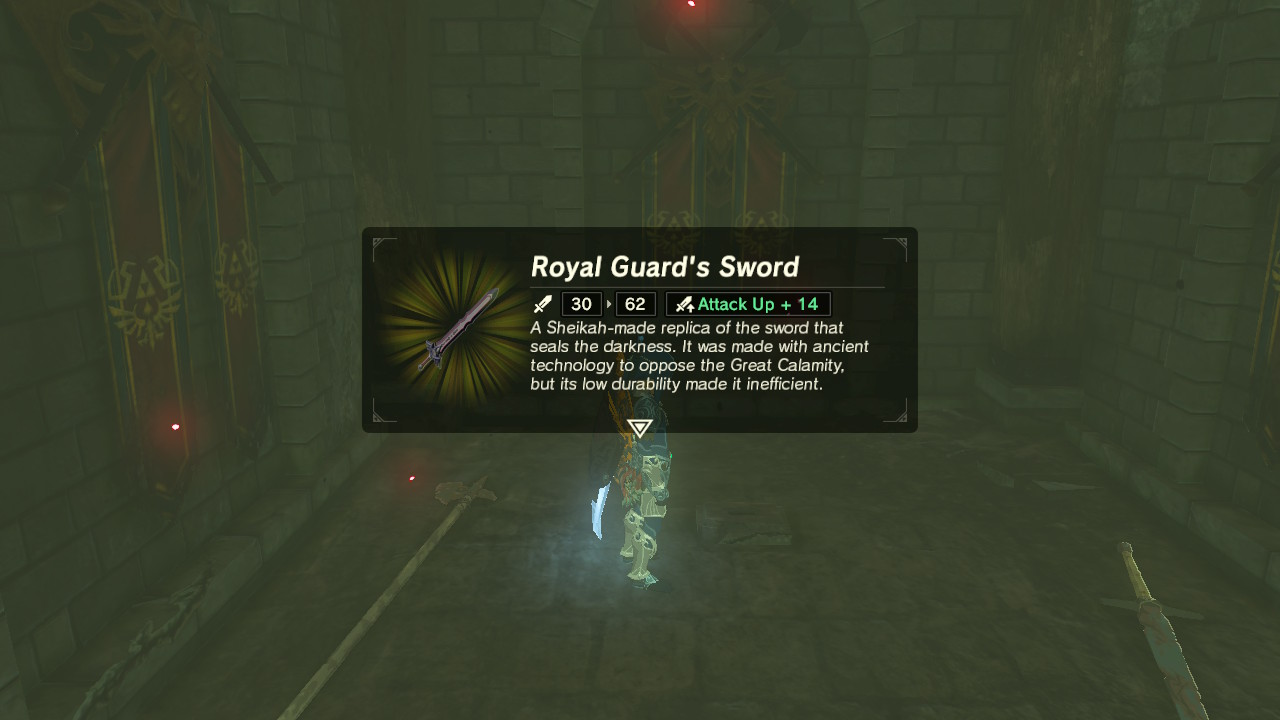 Legend Of Zelda Breath Of The Wild How To Get Royal