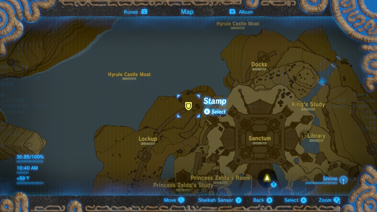 8 Secret Spots Worth Checking Out In Legend Of Zelda Breath Of The Wild Gallery Of The Day The Escapist
