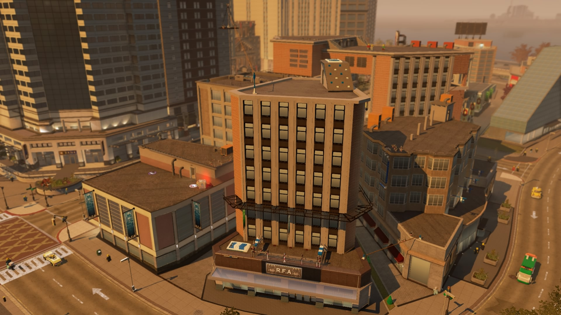 Lego City Undercover Complete Walkthrough Chapter 8