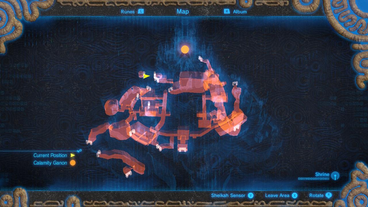 Legend Of Zelda Breath Of The Wild Captured Memories Quest Guide All 13 Locations Walkthroughs The Escapist