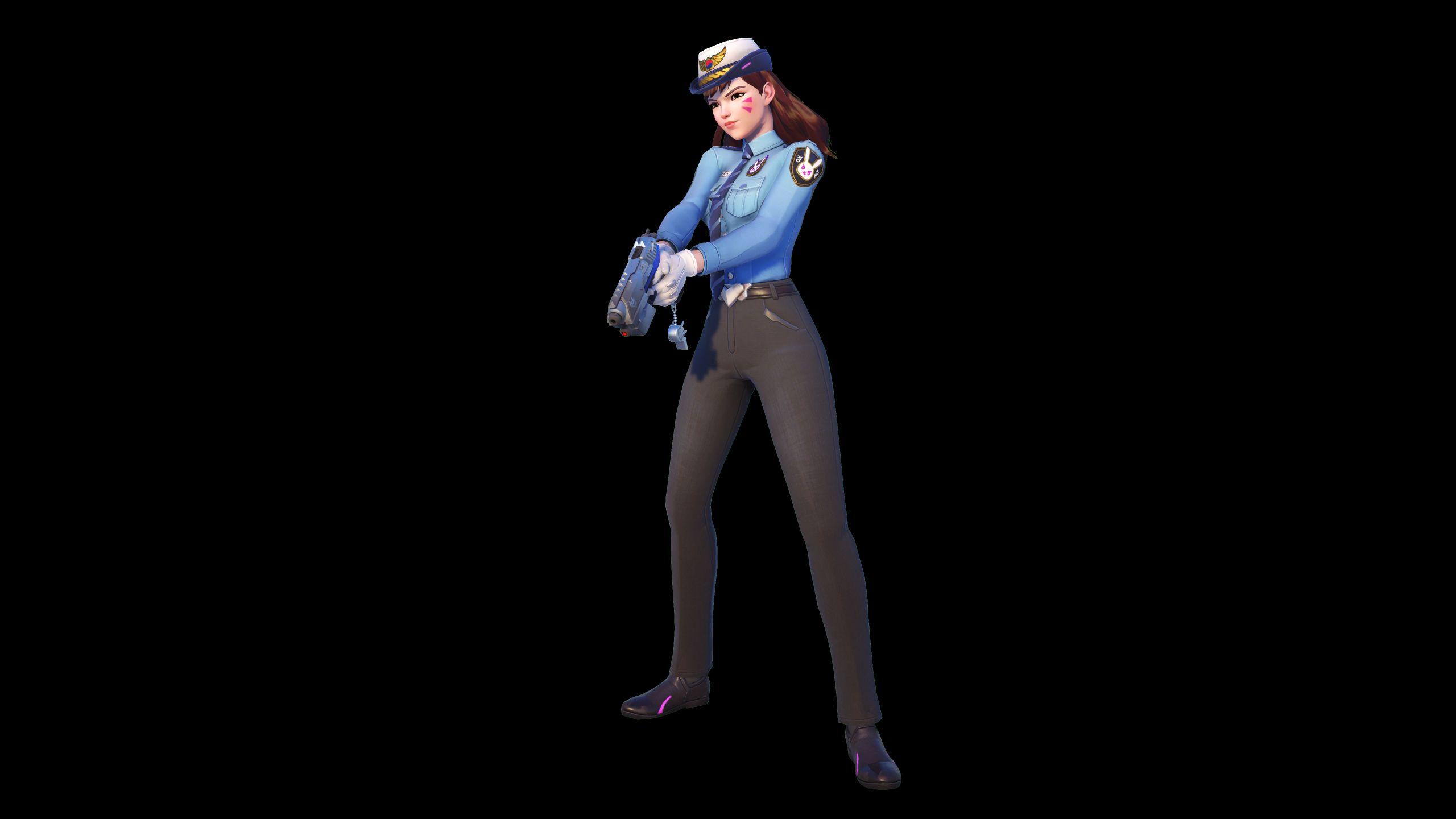 Heroes Of The Storm Nexus Challenge Officer D Va Oni Genji Overwatch