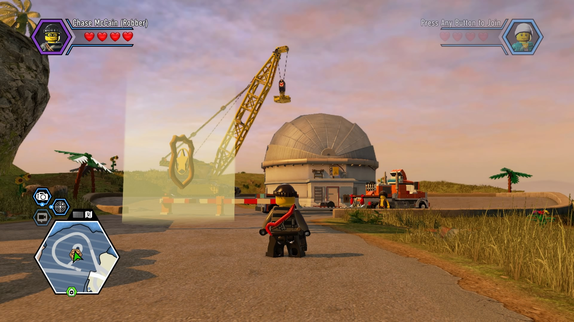 Lego City Undercover Walkthrough Chapter 12 Construction