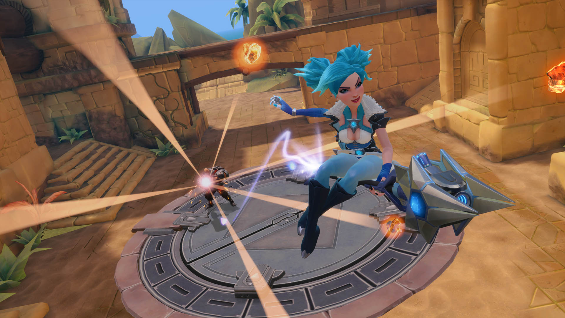 Paladins Evie Giveaway Free Codes | The Escapist
