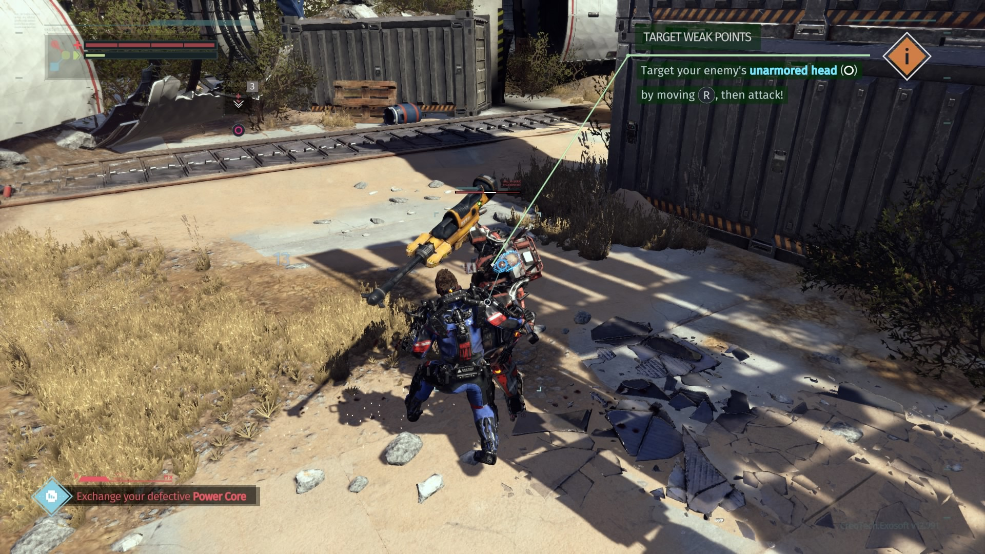 the surge tipps