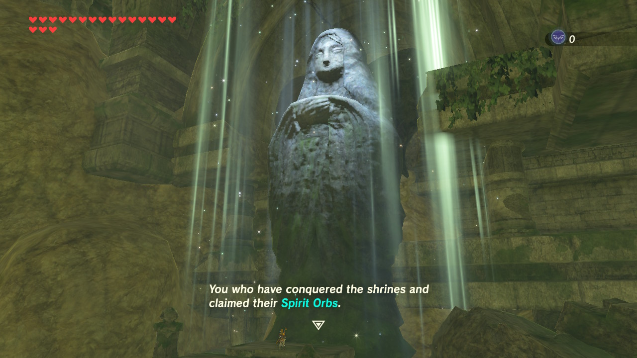 8 Secret Spots Worth Checking Out In Legend Of Zelda Breath Of The